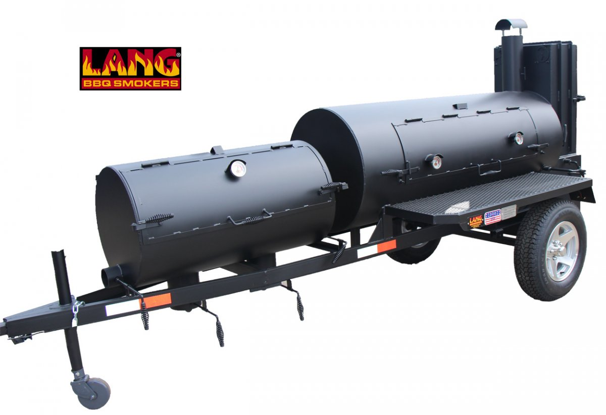 """84"""" Deluxe Chargrill"""