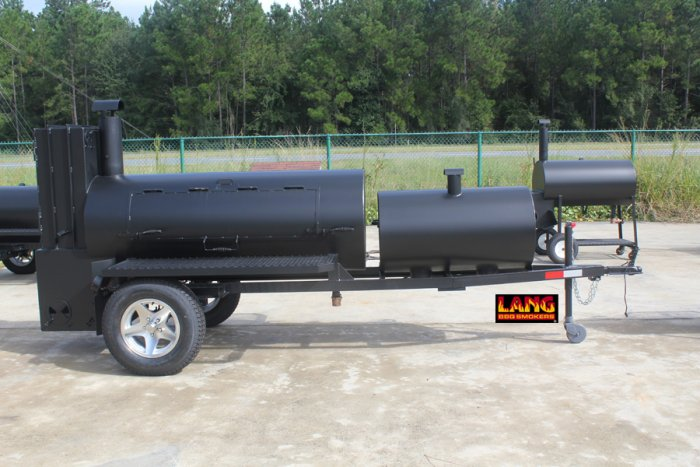 """84"""" Deluxe Chargrill back"""